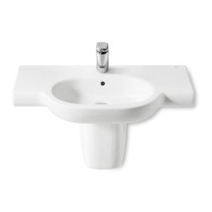 Umywalka z blatem Roca Meridina-N 85x46cm A32724D000