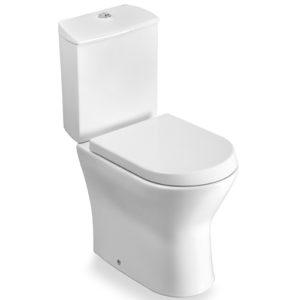 WC kompakt Roca Nexo A341640000+A342640000