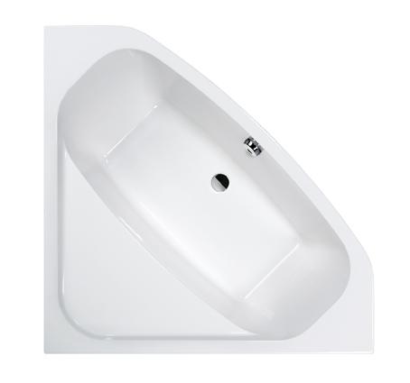 Wanna narożna symetryczna Sanplast Free Line WS/FREE 135cm + STW 610-040-0321-01-000