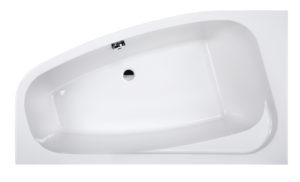 Wanna narożna asymetryczna Sanplast Free Line WAL(P)/FREE 80x140cm Lewa 610-040-0420-01-000 @