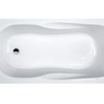 Wanna prostokątna Sanplast AS WP/AS 70x140cm + STW 610-130-0012-01-000