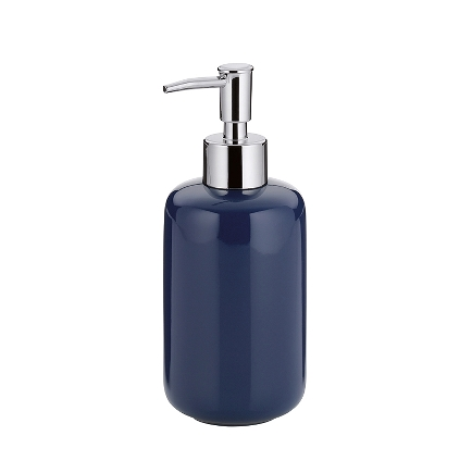 Dozownik  do mydła ceramiczny Kela Isabella Indigo 20510
