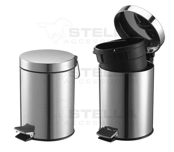 Pojemnik na odpadki 5L Stella 20.005