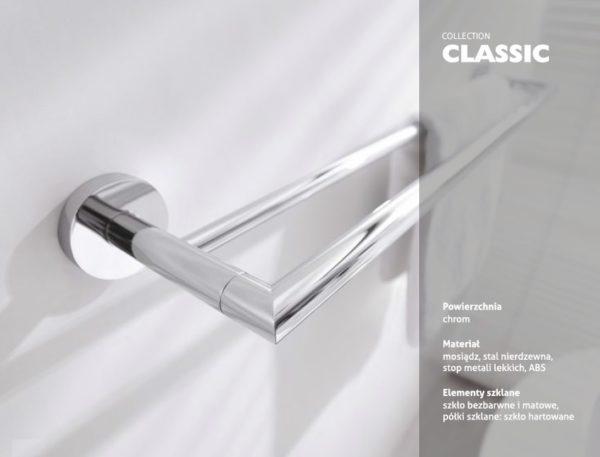 Zdjęcie Mydelniczka Stella Classic szkło mat 07.420