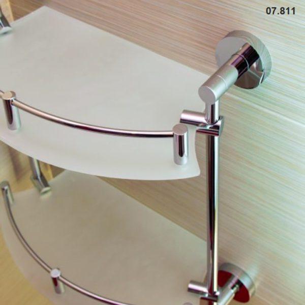 Zdjęcie Szczotka wc 07.431 bez pojemnika biała Stella Classic 80.021.1