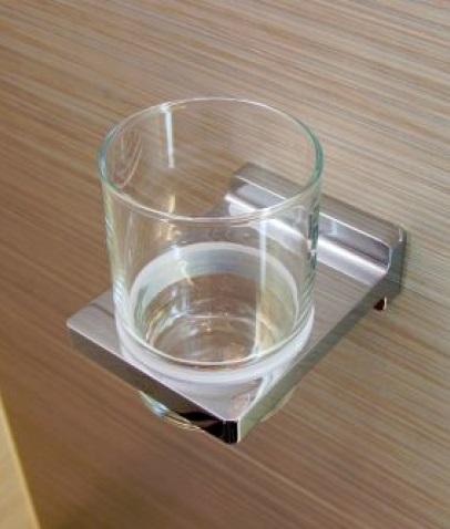 Zdjęcie Szczotka wc bez pojemnika czarna Stella Living Square 80.011