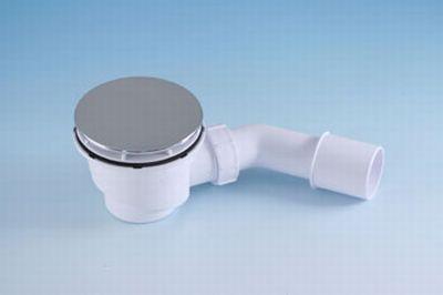 Syfon brodzikowy McAlpine HC27 Chrom HC27-CPN-PB
