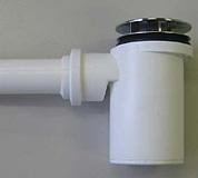 System odpływowy do kompletowania z umywalkami Koło Quattro 96010-000