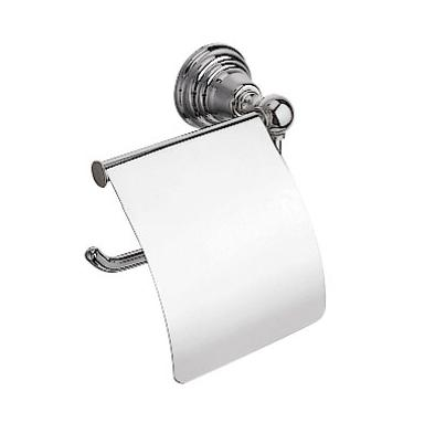 Zdjęcie Uchwyt na papier toaletowy z osłoną Retro-tres 12463605