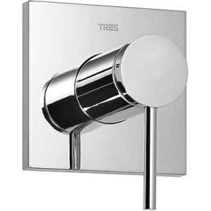 Bateria natryskowa podtynkowa Tres Max-tres 20117701