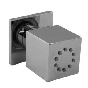 Dysza kwadratowa natryskowa boczna - metalowa Tres 9134515