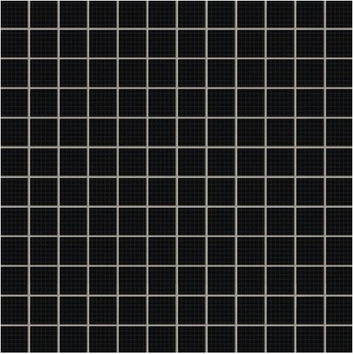 Mozaika ścienna Tubądzin Vampa black 29,8x29,8