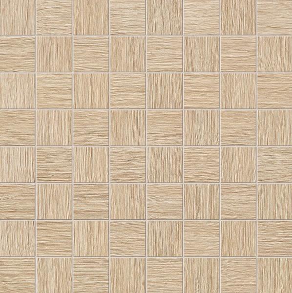 Mozaika ścienna Tubądzin Biloba beige 32,4x32,4