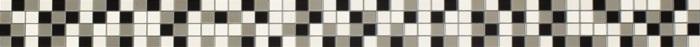 Listwa ścienna Tubądzin Vampa Platinum 3,9x59,8