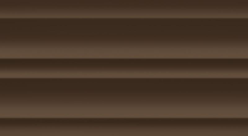 Płytka ścienna Tubądzin Colour Brown R.4 32,7x59,3