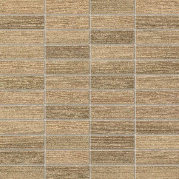 Zdjęcie Mozaika ścienna Tubądzin Ilma Brown 29,8×29,8
