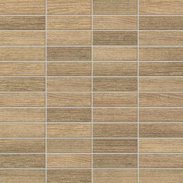 Mozaika ścienna Tubądzin Ilma Brown 29,8x29,8