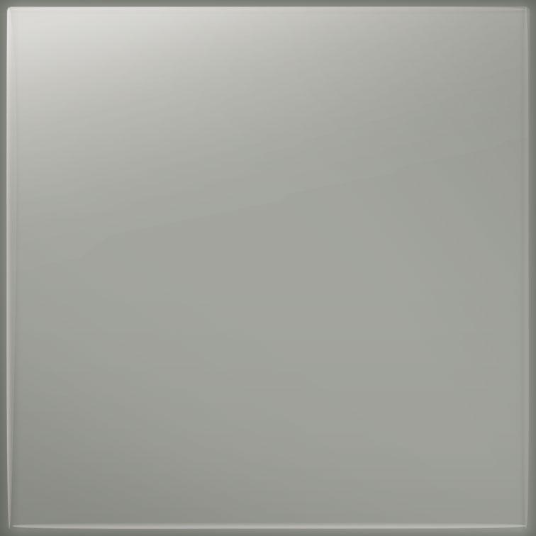 Płytka ścienna Tubądzin Pastel Cementowy Połysk 200x200