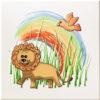 Zdjęcie Dekoracja ścienna Tubądzin Pastel Safari 3 200×200