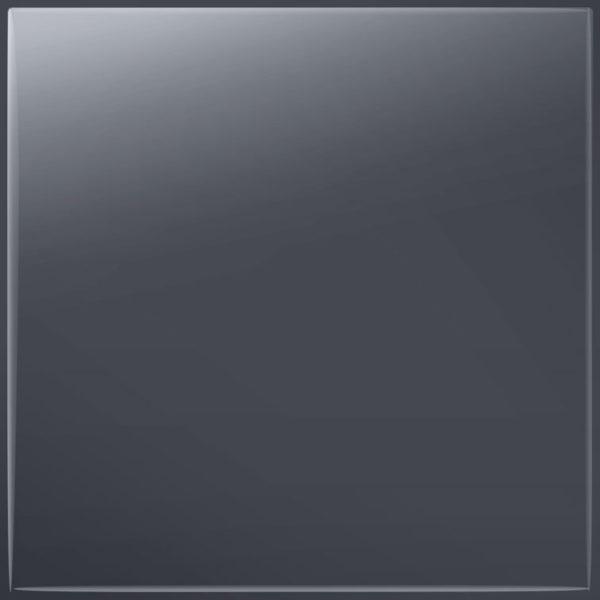 Zdjęcie Płytka ścienna Tubądzin Pastel Grafitowy Połysk 200×200