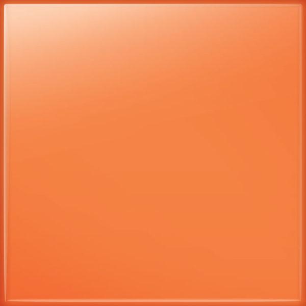 Zdjęcie Płytka ścienna Tubądzin Pastel Pomarańczowy Połysk 200×200