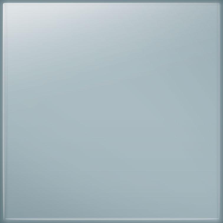 Płytka ścienna Tubądzin Pastel Stalowy Połysk 200x200