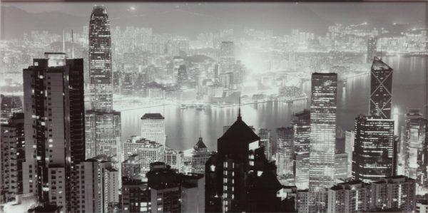Zdjęcie Dekoracja ścienna Tubądzin Vampa Glass 1B 29,8×59,8