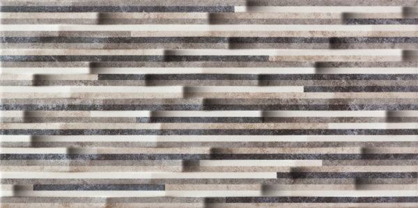 Zdjęcie Dekoracja ścienna Tubądzin Zirconium Str 22,3×44,8