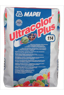 Fuga Mapei Ultracolor Plus 5 kg, 120 Czarna