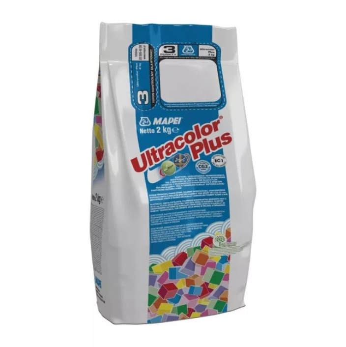 Fuga Mapei Ultracolor Plus 2 kg, 162 Fiolet