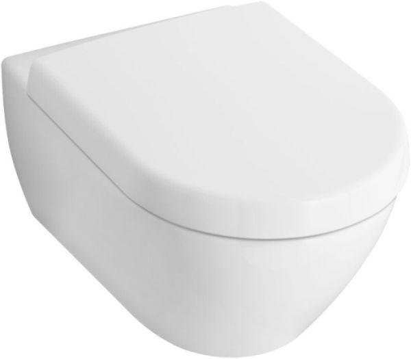 Miska WC wisząca Villeroy Boch Subway 2.0 56001001 (5K001001) + uszczelka wygłuszająca GRATIS