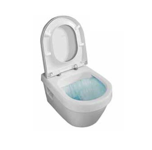 Miska wisząca WC + deska wolnoopadająca Villeroy Boch Omnia Architectura DirectFlush 5684HR01+ uszczelka wygłuszająca GRATIS