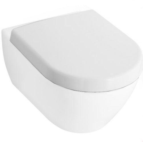 Deska WC wolnoopadająca Villeroy&Boch Subway 2.0 9M68S101