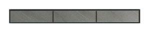 Odpływ liniowy Wiper PREMIUM z kołnierzem Pure 900mm poler