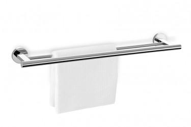 Reling łazienkowy podwójny ZACK SCALA 66cm 40059