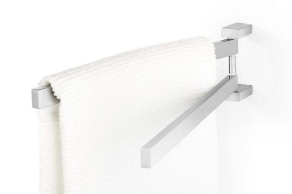 Zdjęcie Reling łazienkowy podwójny ZACK LINEA 44cm 40380