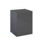 Kontener Elita Kwadro Plus 40 1D Antracyt 40x53x39,60cm 166777