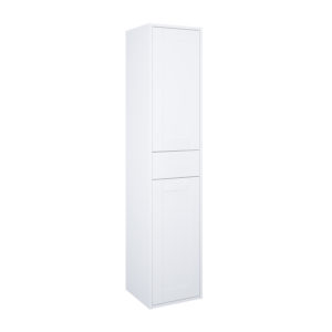 Słupek Elita Inge New 35 2D 1S Biały 35x162x34,60cm 167185