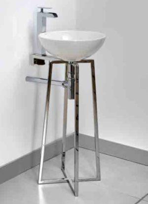 Konstrukcja pod umywalkę Bathco 400x200x760mm 8216