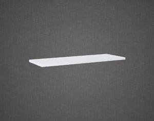 Blat Elita PEŁNY (120/40) GR28 WHITE HG PCV 166868