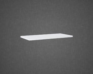 Blat Elita PEŁNY (100/46) GR28 WHITE HG PCV 166894