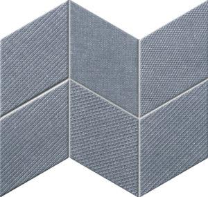 Mozaika ścienna Tubądzin House of Tones navy 22,8x29,8cm