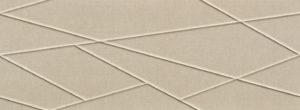 Płytka ścienna Tubądzin House of Tones beige A STR 32,8x89,8cm