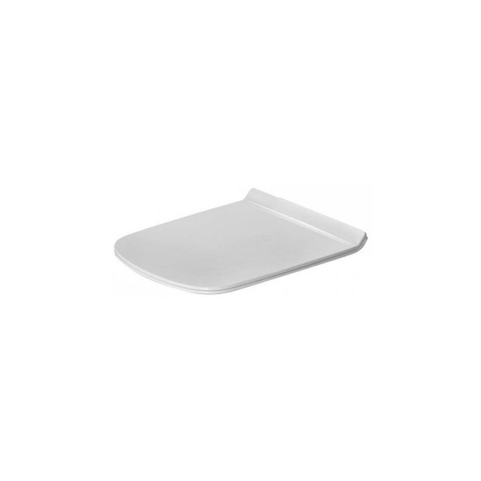 Deska wolnoopadająca Duravit DuraStyle z systemem zamykania SoftClose biała 0063790000