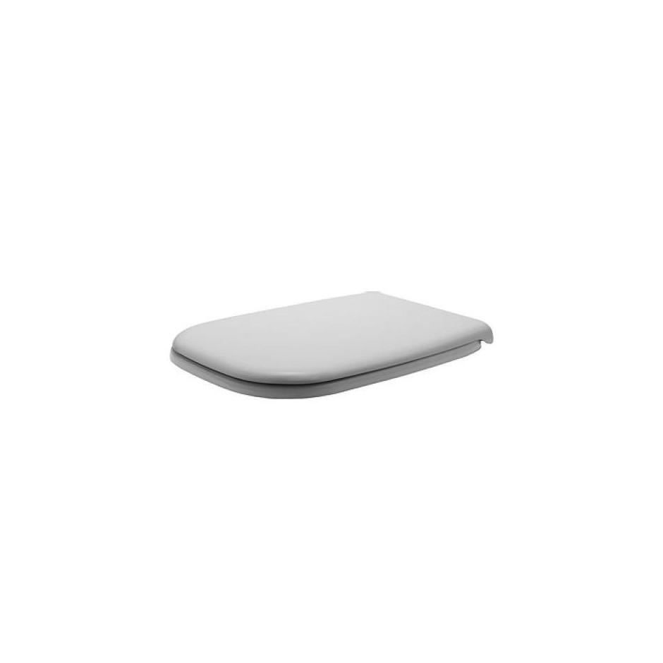 Deska WC wolnoopadająca Duravit D-Code biała 0067390000