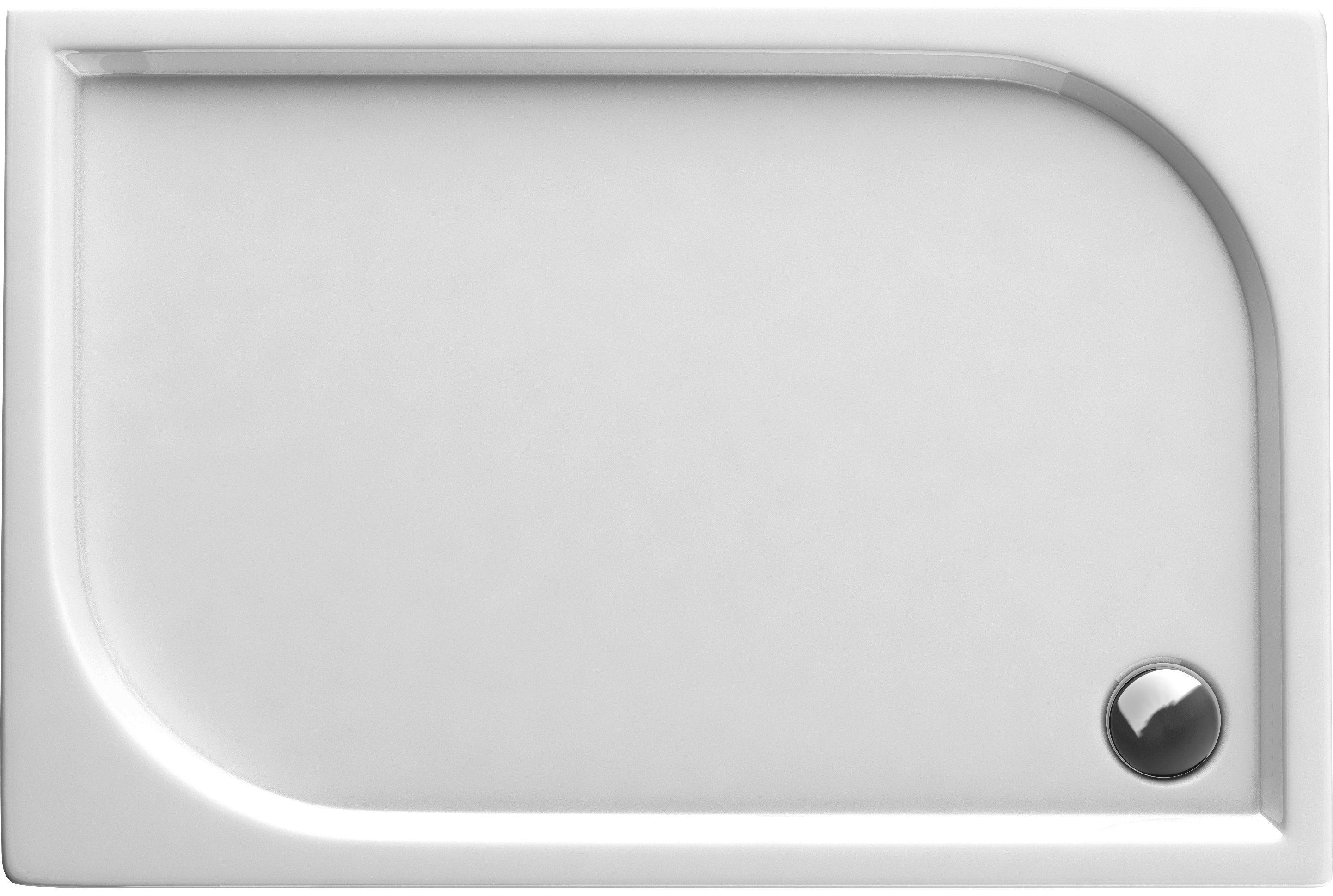 Deante Cubic Brodzik prostokątny 80x120 cm KTK_044B