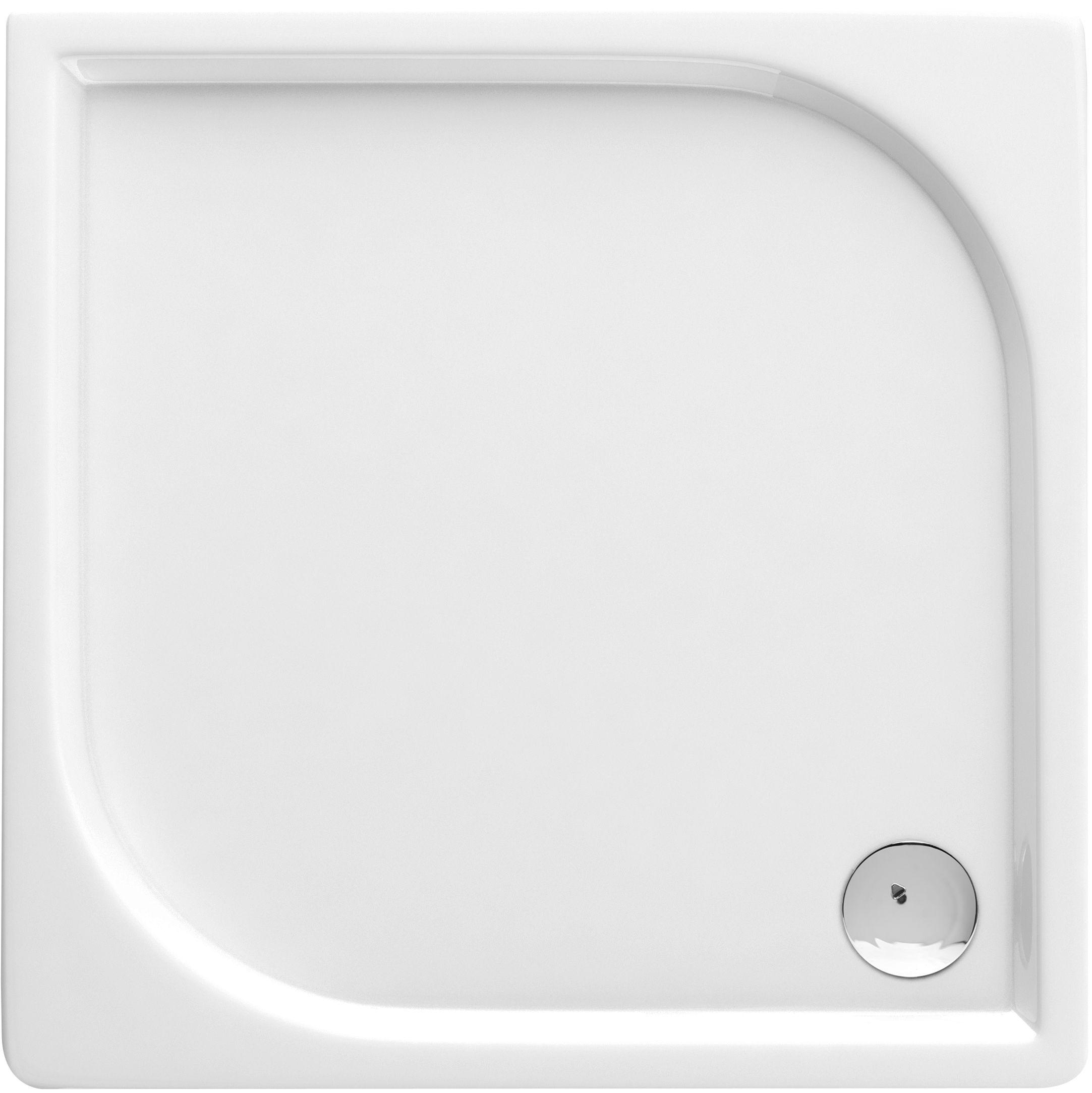 Brodzik kwadratowy Deante Cubic 80 cm KTK_042B