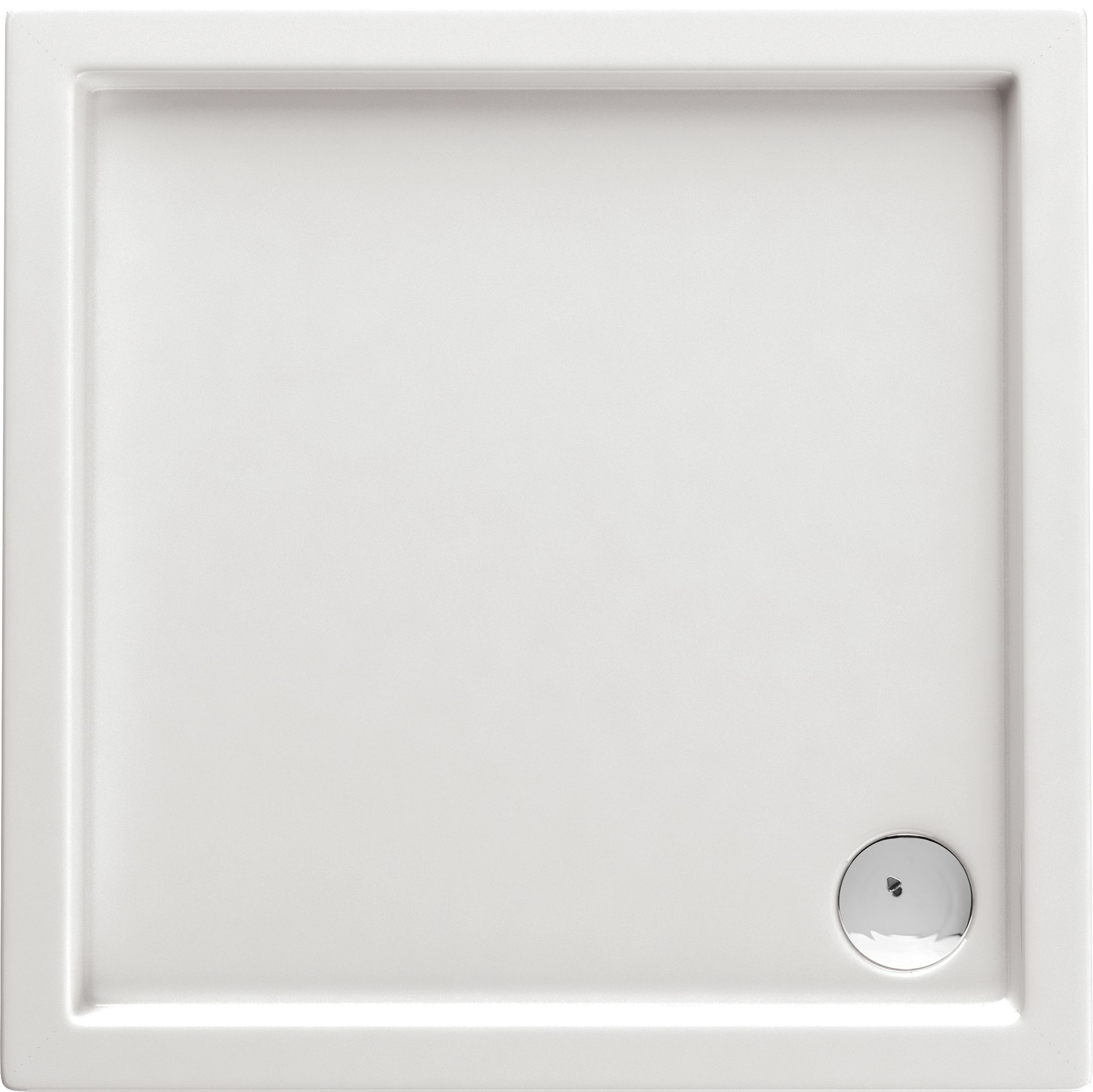 Deante Minimal Brodzik kwadratowy 90 cm KTN_041B