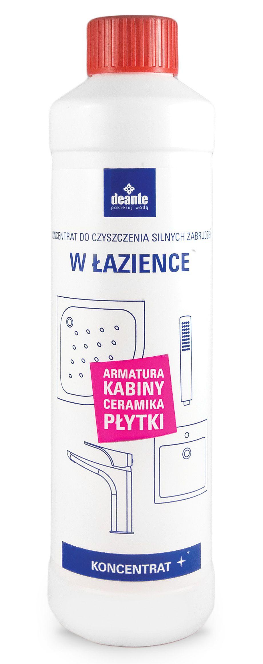 Deante Koncentrat do czyszczenia silnych zabrudzeń w łazience ZZZ_000B