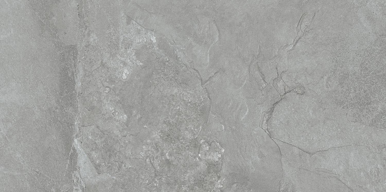 Płytka podłogowa Tubądzin Grand Cave grey STR 119,8x59,8 cm
